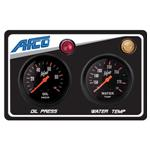 Afco Oil Pressure and Water Temp