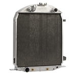 Aluminum 1928-1929 Ford Radiator - Ford Engine