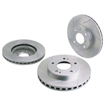 Acura Integra/Honda CRX Power Slot Brake Rotors