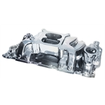 1957-1995 S/B Chevy Power Crosswind Intake Manifold