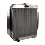 AFCO '53-'56 Ford Truck Aluminum Radiator Ford Engine