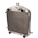 Aluminum Flathead V8 Radiator 1927 Ford Model T