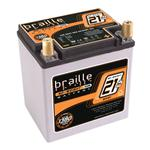 Braille No-Weight 12 Volt Battery 550 CCA