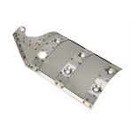 Small Block Chevy Windage Tray Stainless Steel