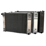 AFCO Direct Fit Radiators - 25-1/2