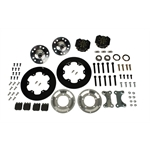 Wilwood Front and Rear Brake Kit - Chevy Spindles