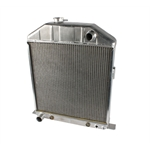 Aluminum 1942-1948 Ford Radiator - Ford Engine
