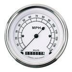 Classic 140 MPH Speedometer