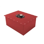 RCI 12 Gallon Steel Fuel Cell - Red
