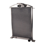 AFCO '36 Ford Aluminum Radiator Chevy Engine