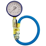 Afco 60# Air Pressure Gauge Blue