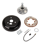 3-Bolt Steering Wheel Adapter GM Applications