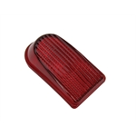 1949-1950 Glass Tail Light Lens