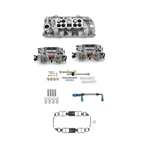 B/B Chevy Rectangular Port Edelbrock Dual Quad Set-up