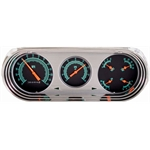 1963-65 Chevy Nova Gauge Set G-Stock Face