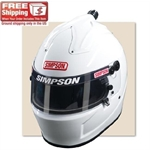 Simpson Shark Air SA2010 Race Helmet