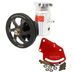 KRC V-Belt Cast Iron Steering Pump Kits - Head Mount