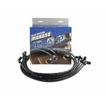 Moroso Ultra 40 Low Resistance Spark Plug Wires - Straight