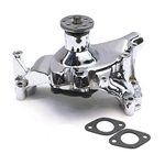 Big Block Chevy Long Chrome Water Pump