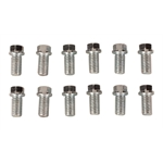 Hex Header Bolts (12 Pack) 3/8