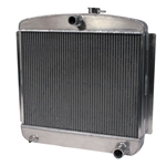 AFCO '49-'54 Chevy Aluminum Radiator Chevy Engine