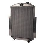AFCO '38-'45 GM Truck Aluminum Radiator Chevy Engine