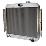 AFCO '55-'56 Chevy Aluminum Radiator Chevy Engine