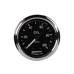 Cobra 2 Inch Oil Pressure Gauge Mechanical