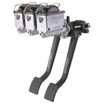Tri Reverse Mount Master Cylinder Pedal Assembly 5.1:1 Ratio