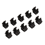 Maxline 1/2 Inch Clamp 10 Pack