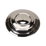 1932-1935 Ford Hub Cap Stainless Steel