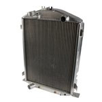 Aluminum 1932 Ford Radiator - Ford Engine