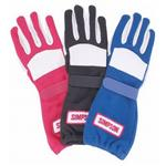 Simpson Talong Grip Gloves - White Size Small