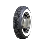 BF Goodrich Silvertown Whitewall Radial Tire 165R15