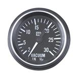 Heavy Duty Stewart Warner Mechanical Vacuum Gauge