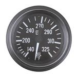 SW HD Mechanical Oil Temp Gauge