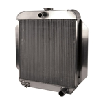 AFCO '53-'56 Ford Truck Aluminum Radiator Chevy Engine