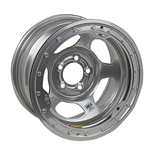 Bassett IMCA Approved Wheel - 15x8 5 on 4-3/4