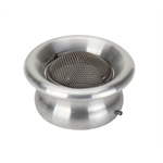 Stromberg Bughorn Air Filter Housing Unpolished