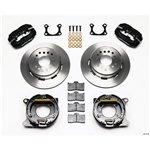 Wilwood Rear Disc Brake Kit with Emergency Brake