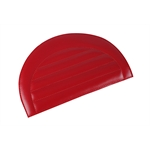Garton Hot Rod Round Back Seat Pad