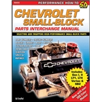 Chevy Small Block Parts Interchange Manual