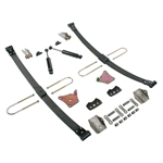 1942-48 Ford Composite Leaf Rear Suspension Kit