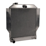 AFCO '42-'48 Ford Aluminum Radiator Ford Engine