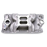 Edelbrock RPM Air-Gap SBC Intake Manifold Plain