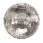 12 Volt 7 Inch Round Halogen Headlight
