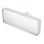 Billet Aluminum Inside Mirror Glue-On
