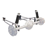 Deluxe Shockwave Rear Suspension Kit Chrome