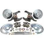 1963-70 Chevy Pickup Dropped Spindle Disc Brake Kit