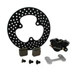 Sprint Left Front Brake Kit with Speedway Rotor